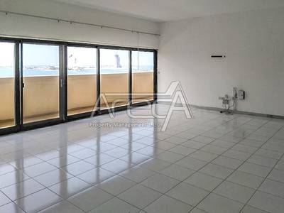 4 Bedroom Flat for Rent in Al Nasr Street, Abu Dhabi - Affordable 4 Bed Apt with Sea View! Al Nasr Street Area