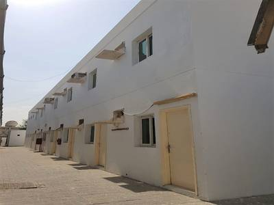 10 Bedroom Labour Camp for Rent in New Industrial City, Ajman - 10 ROOM LABOR CAMP IN EMIRATES ROAD AJMAN - Call 056 - 635 8222
