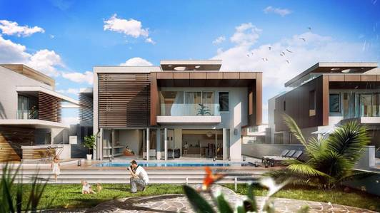 6 Bedroom Villa for Sale in DAMAC Hills (Akoya by DAMAC), Dubai - BOOK NOW ((AMAZING LUXURY VILLA )) PAY ONLY 15% BOOK NOW