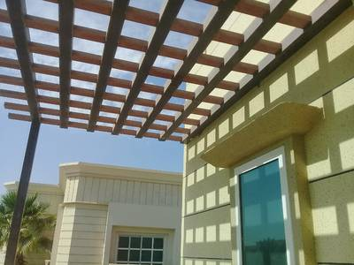 3 Bedroom Villa for Rent in Mohammed Bin Zayed City, Abu Dhabi - A Class 3 Master B/R Villa with Maids room(shared Pool Backyard) in %% MBZ city