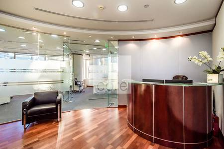 Office for Sale in Jumeirah Lake Towers (JLT), Dubai - Fitted and Furnished | Tenanted | High Flr
