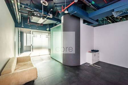 Office for Rent in Jumeirah Lake Towers (JLT), Dubai - Fitted Office I Low Floor I Freezone Lic
