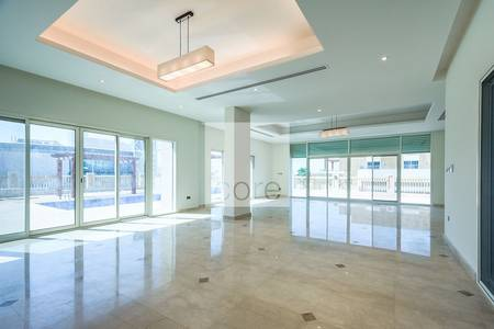 Villa for Rent in Marina Village, Abu Dhabi - Luxury Commercial Villa | Fitted | Balcony