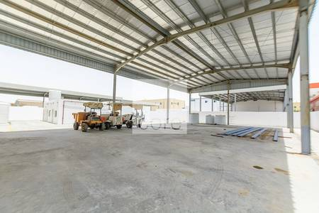 Fitted warehouse |Mussafah Industrial Area