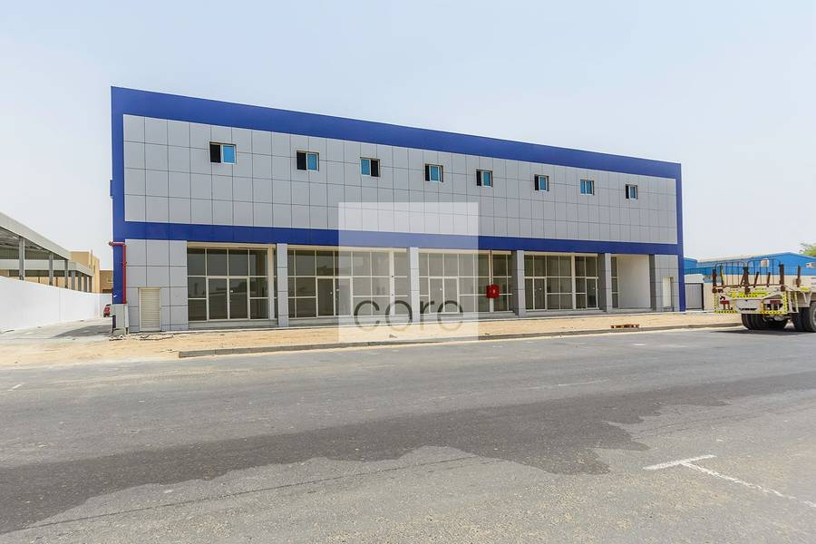 10 Fitted warehouse |Mussafah Industrial Area