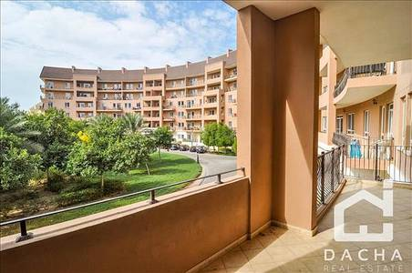 2 Bedroom Flat for Rent in Motor City, Dubai - Large Two Bed Apartment with Circus View