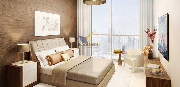 1 Bedroom Apartment for Sale in Downtown Dubai, Dubai - Furnished 1BR Apt For Sale  in Bellevue Towers
