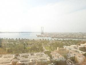 3 Bedroom Flat for Rent in Al Mina, Abu Dhabi - SEA VIEW 3-BHK APARTMENT IN MEENA STREET