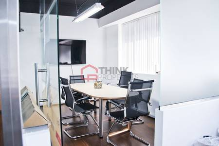Office for Sale in Business Bay, Dubai - Quick Investor Deal AED 935/sqft Fitted Office