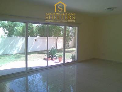 3 Bedroom Villa for Rent in Al Badaa, Dubai - 3  bedroom villa with big Garden