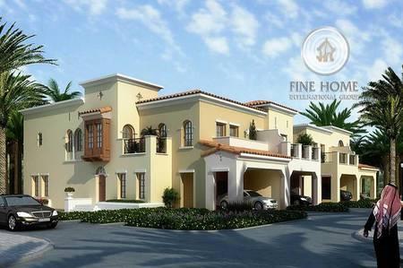 8 Bedroom Villa for Sale in Al Muroor, Abu Dhabi - Style 2 villas compound in Al Muroor Area