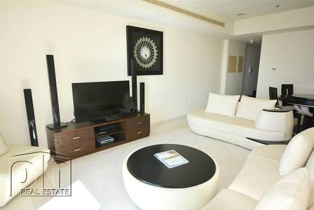 2 Bedroom Apartment for Rent in Dubai Marina, Dubai - Furnished