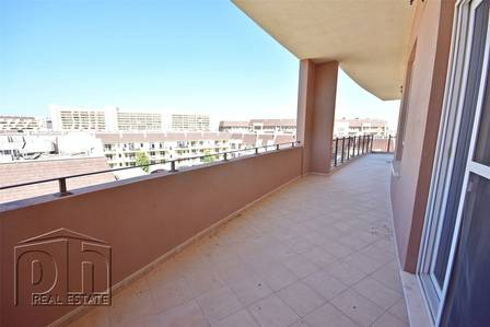 3 Bedroom Apartment for Rent in Motor City, Dubai - 3 Bed + Maid   Park View   Storage
