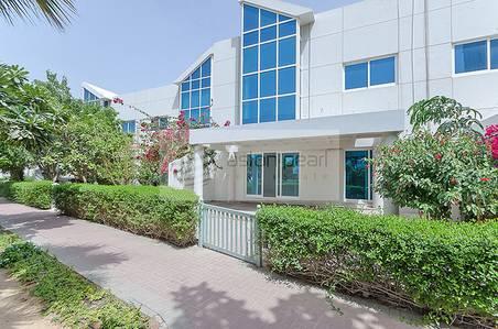 4 Bedroom Villa for Rent in Dubai Media City, Dubai - 1-Month Free Rent 4 BR+M