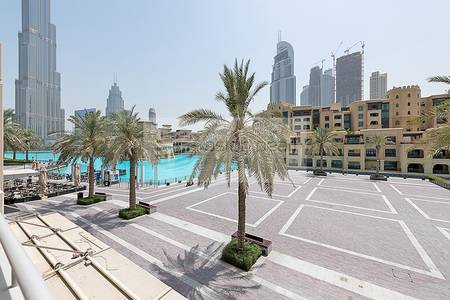 3 Bedroom Villa for Rent in Downtown Dubai, Dubai - Duplex Podium Villa with Private Terrace