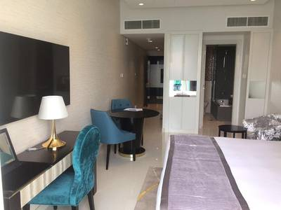 1 Bedroom Hotel Apartment for Rent in Downtown Dubai, Dubai - Furnished 1BR Apartment in Upper Crest Downtown