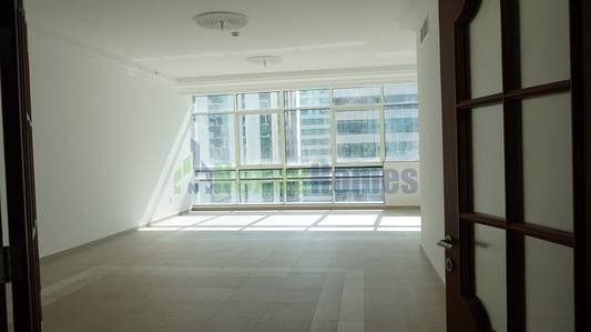 3 Bedroom Flat for Rent in Electra Street, Abu Dhabi - Spacious 3 BKh+Maids room  / Balcony / Car Parking