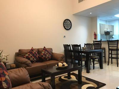 1 Bedroom Apartment for Rent in Dubai Sports City, Dubai - Suspicious Fully Furnished 1BHK For Rent