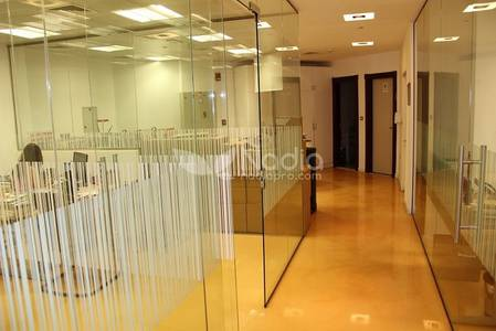 Office for Rent in Sheikh Zayed Road, Dubai - Fitted Office | Glass Partitions | Sheikh Zayed Road| For Rent