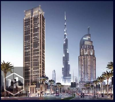 1 Bedroom Flat for Sale in Downtown Dubai, Dubai - Burj Royale, Downtown Dubai | 1 - 3 Bed Luxury Apts.