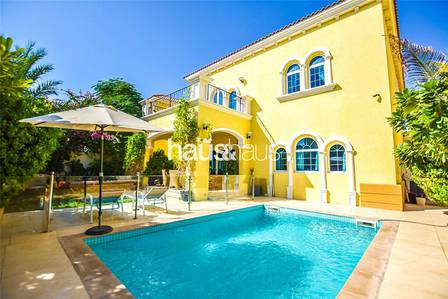 3 Bedroom Villa for Sale in Jumeirah Park, Dubai - Reduced Large 3BR w/Pool  Owner Occupied