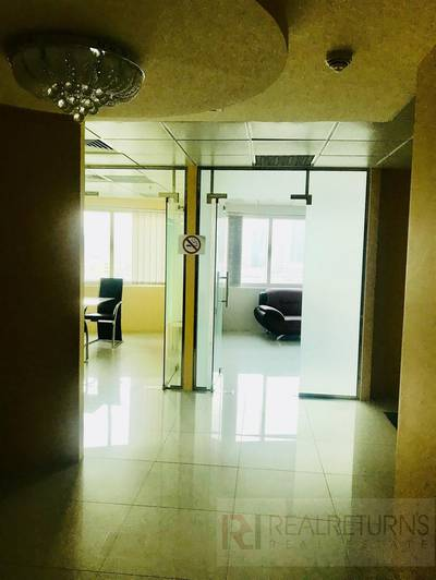 Office for Rent in Jumeirah Lake Towers (JLT), Dubai - Fully Fitted and Furnished Office IN HDS