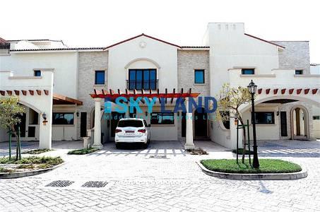 3 Bedroom Villa for Rent in Al Salam Street, Abu Dhabi - 2 cheques luxury 3 beds with garden 204k