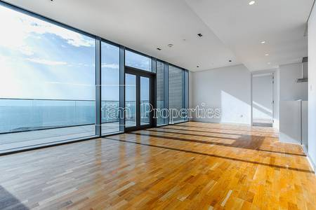 3 Bedroom Apartment for Sale in Bluewaters Island, Dubai - Full sea view | brand new apartment |