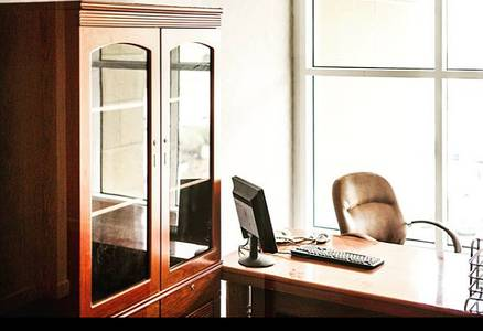 Office for Rent in Al Khalidiyah, Abu Dhabi - New Business Center | Be the First Tenant | Hurry Up and Reserve Now!