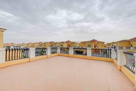 5 Bedroom Villa for Rent in Jumeirah Park, Dubai - Cheapest 5 BR + M | Vacant | District 2