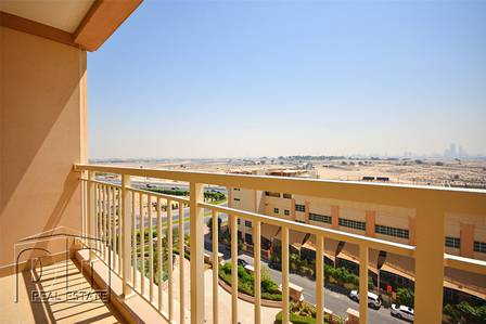 1 Bedroom Apartment for Rent in The Views, Dubai - Bright & Spacious 1 BR + study. Chiller free