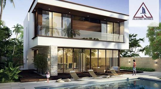4 Bedroom Villa for Sale in DAMAC Hills (Akoya by DAMAC), Dubai - luxury 4 master bedroom Fendi villa in incredible community