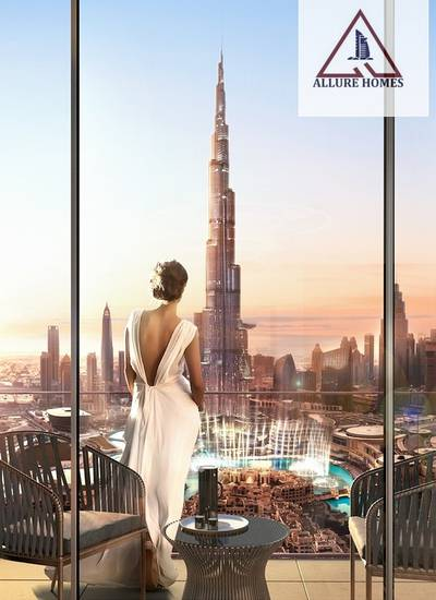 Studio for Sale in Downtown Dubai, Dubai - Paradise!!!!! DownTown. good payment plan Limited Offer! 50% DLD Waiver Burj Roya