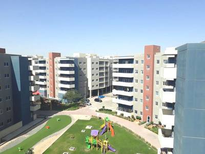 1 Bedroom Flat for Rent in Al Reef, Abu Dhabi - OWN A COZY 1BR APT NOW! FOR ONLY 54K!!