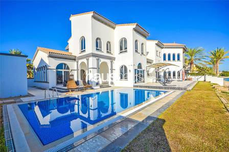 5 Bedroom Villa for Sale in Palm Jumeirah, Dubai - Motivated Sellers   Vacant   Best Valued