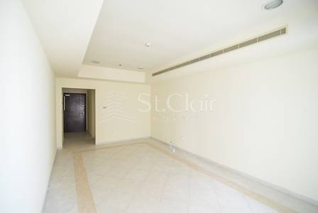 1 Bedroom Apartment for Rent in Dubai Marina, Dubai - Beautiful View For 1 BHK In Princess Tower With Full Sea View
