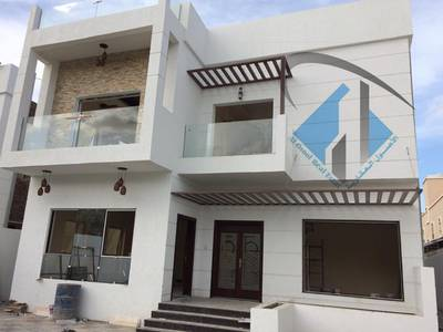 5 Bedroom Villa for Sale in Al Rawda, Ajman - Excellent Finishing Brand New Modern Villa For Sale In Al Rawda Area