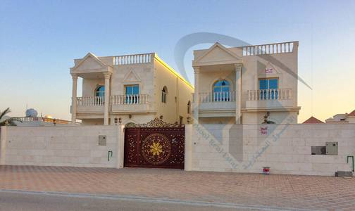 5 Bedroom Villa for Sale in Al Rawda, Ajman - Brand New Commercial Villa On The Main Road Freehold For All Nationalities