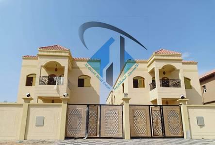 5 Bedroom Villa for Sale in Al Mowaihat, Ajman - Brand New Vip Classic Villa Super Deluxe Finishing In Ajman