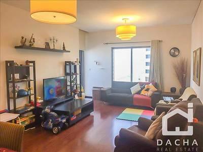 1 Bedroom Flat for Rent in Jumeirah Lake Towers (JLT), Dubai - 12 CHQ's / 100K / CHILLER FREE