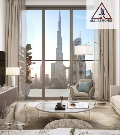 2 Bedroom Flat for Sale in Downtown Dubai, Dubai - EMAAR / BEST INVESTMENT IN DOWNTOWN / BURJ VIEWS / 5% DOWNPAYMENT