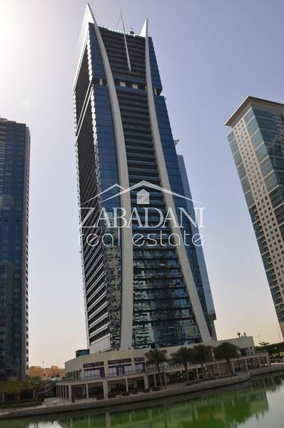 Shop for Sale in Jumeirah Lake Towers (JLT), Dubai - Lakefront Rented Retail for Sale in JLT with high ROI