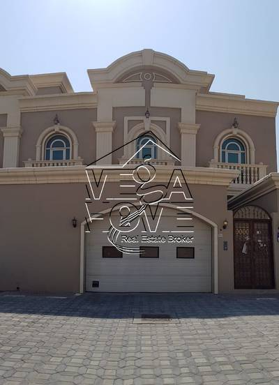 6 Bedroom Villa for Rent in Abu Dhabi Gate City (Officers City), Abu Dhabi - 6M Bed W/Driver room/Private Entrance and Pool/ Garage