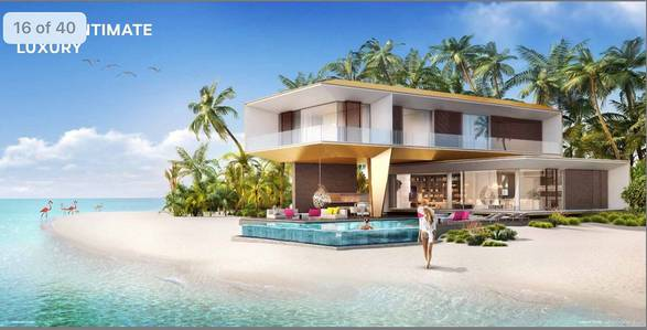 5 Bedroom Villa for Sale in The World Islands, Dubai - Best Investment With GUARANTEED ROI 8 % Minimum