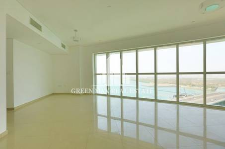 2 Bedroom Flat for Rent in Al Reem Island, Abu Dhabi - Spacious 2 BR In Rak Tower With Best Price.