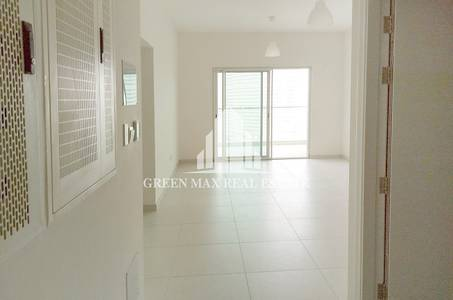 1 Bedroom Apartment for Rent in Al Reem Island, Abu Dhabi - 1 Br With Huge Balcony In Amaya Towers..