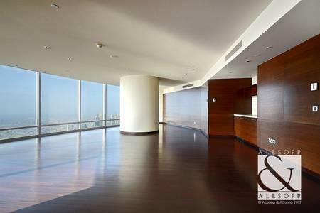 4 Bedroom Apartment for Rent in Downtown Dubai, Dubai - Four Bedroom | Skyline Views | Available