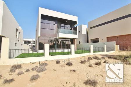 5 Bedroom Villa for Sale in DAMAC Hills (Akoya by DAMAC), Dubai - Rented | 5 Bed VD-1 | Backs Golf Course