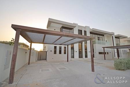 3 Bedroom Villa for Sale in DAMAC Hills (Akoya by DAMAC), Dubai - Corner Plot | Maids Room | Vacant On Transfer