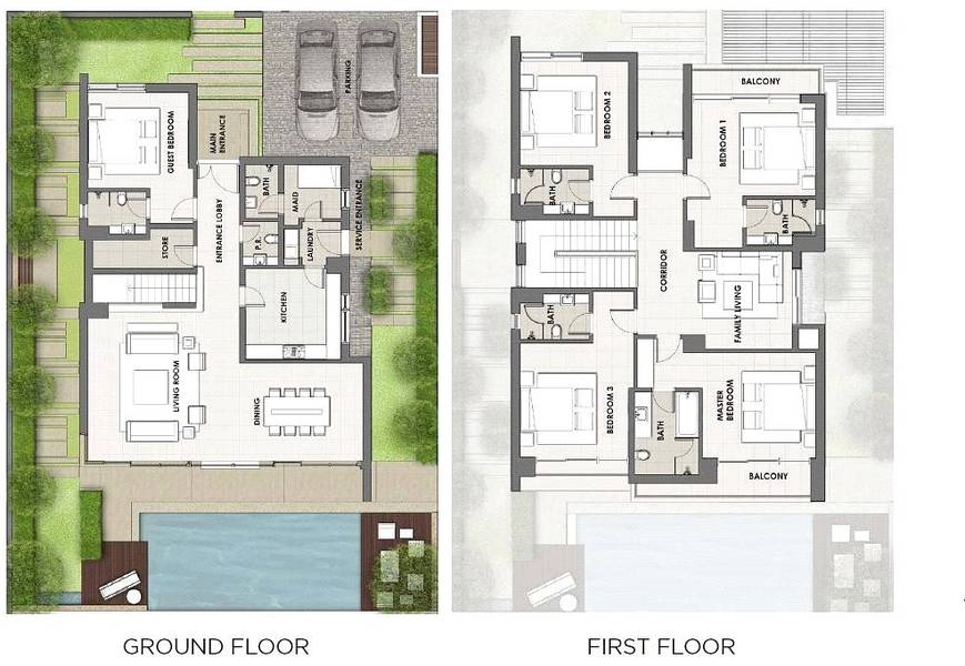 10 Single Row | 5 Beds | V-3 | Independent